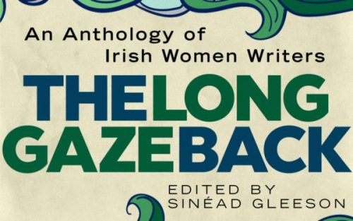 The long gaze back book cover