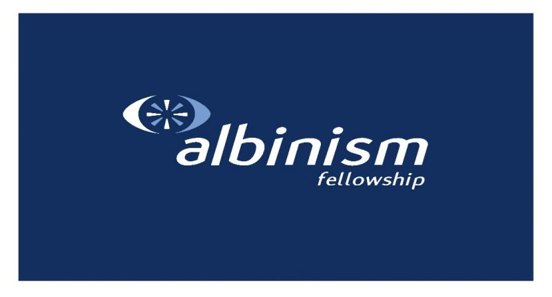 albinism fellowship logo