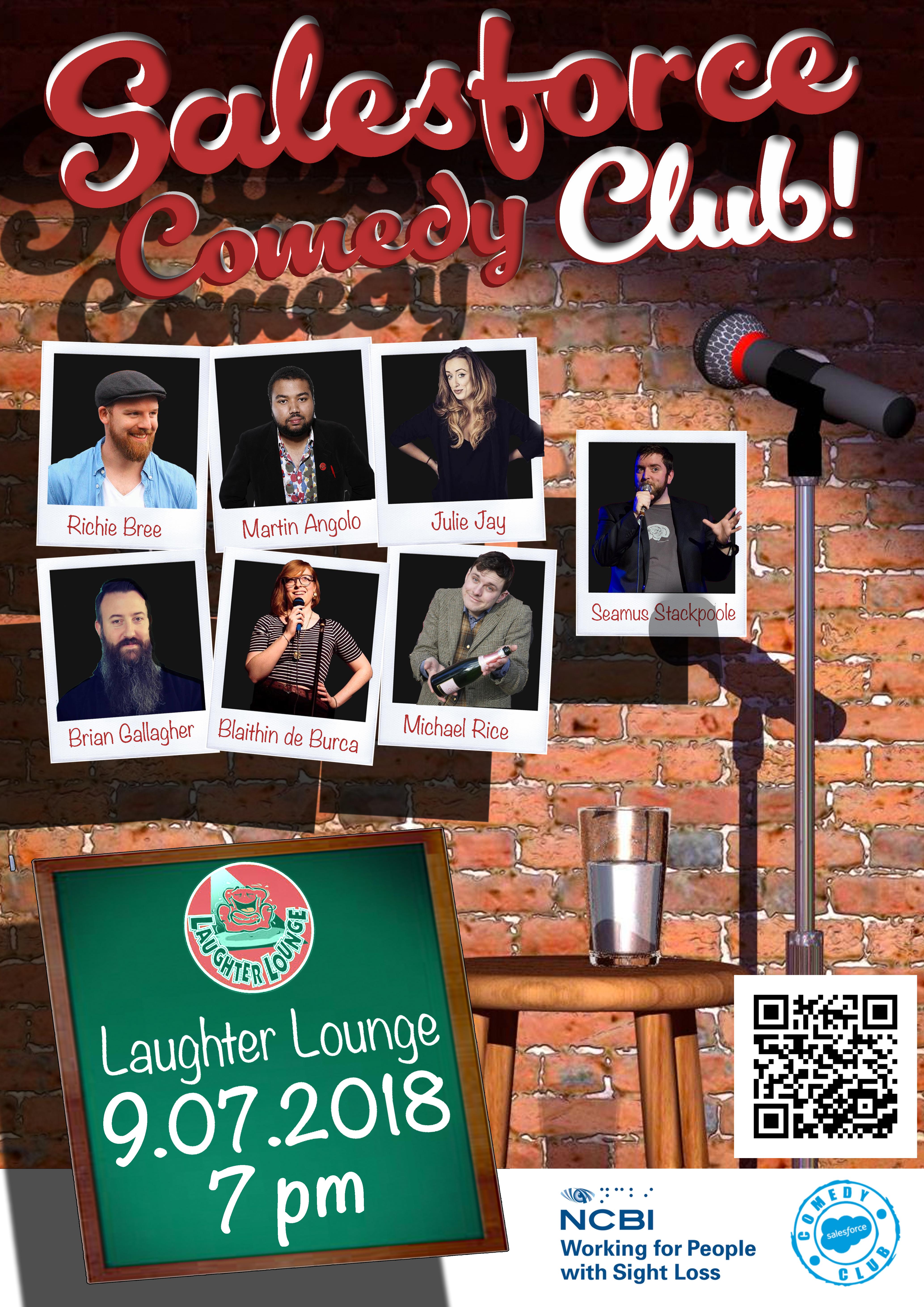 Comedy Club 2018