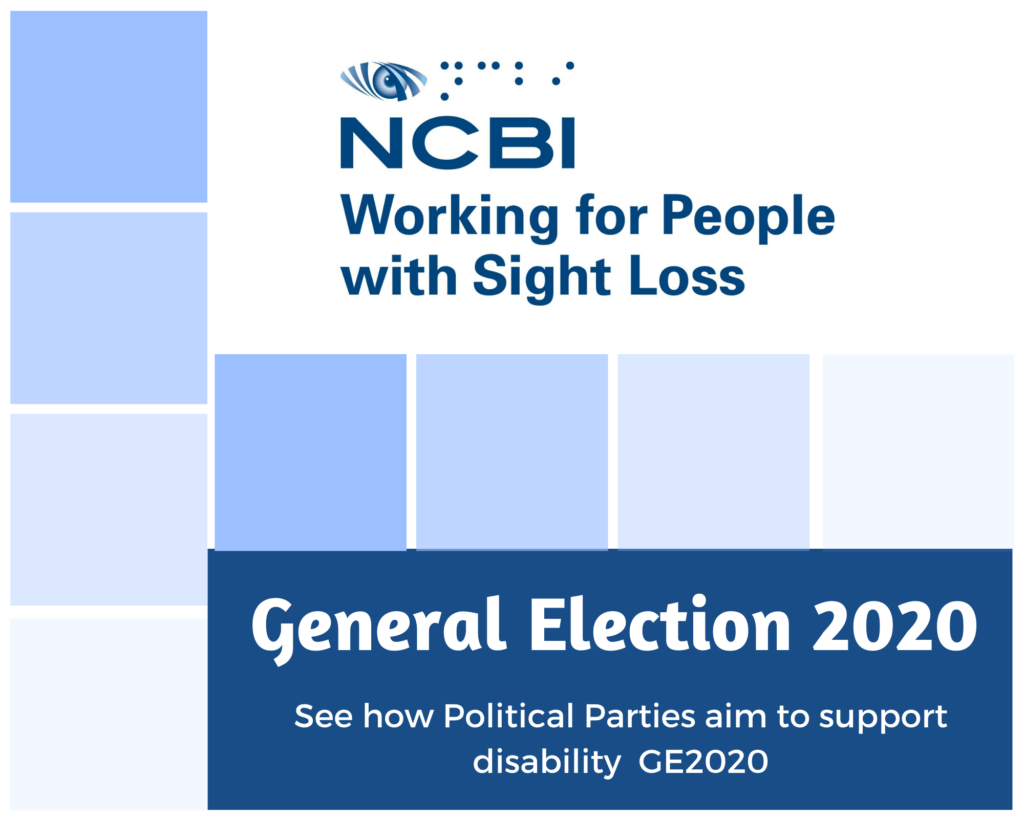 General election 2020, Commitments to Disability – See how Political Parties aim to support disability