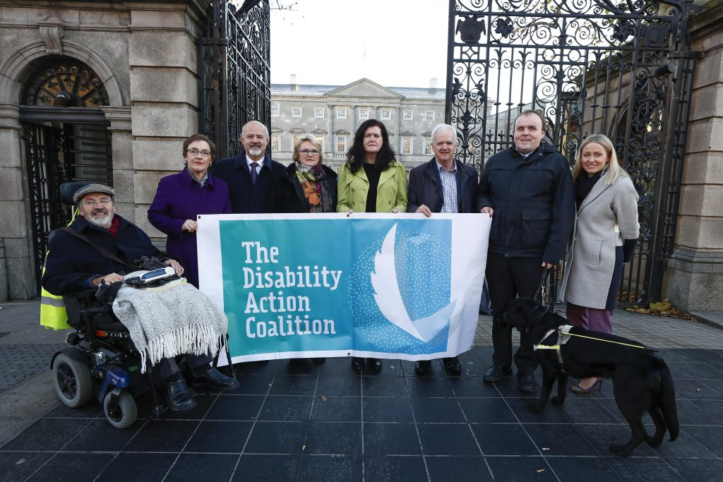 Disability charities appeal to government to secure their funding and services in midst of Covid crisis