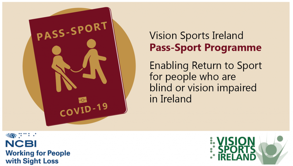 Pass-Sport: New Guide System for Blind and Vision Impaired People to Return to Sport