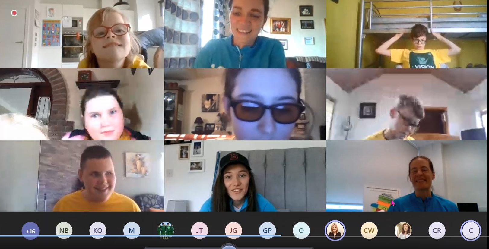 Virtual Camp Abilities 2020