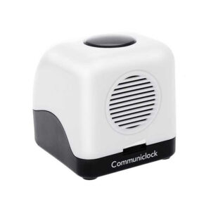 Communiclock Radio Controlled Talking Calendar Clock