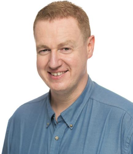 Photo of Kyran O'Mahoney