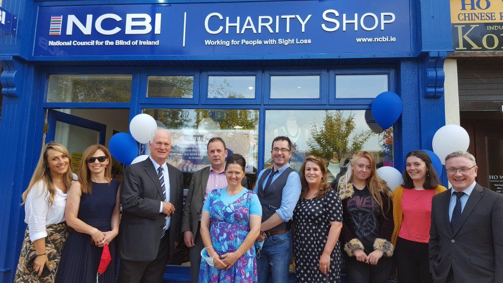 NCBI officially opens a shop in Dunboyne Co.Meath