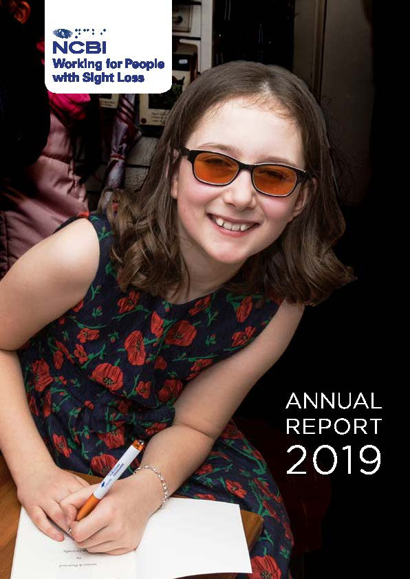 Front cover of NCBI annual report 2019