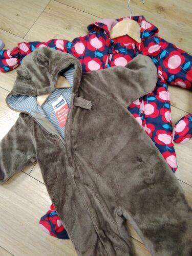 winter baby jump suit