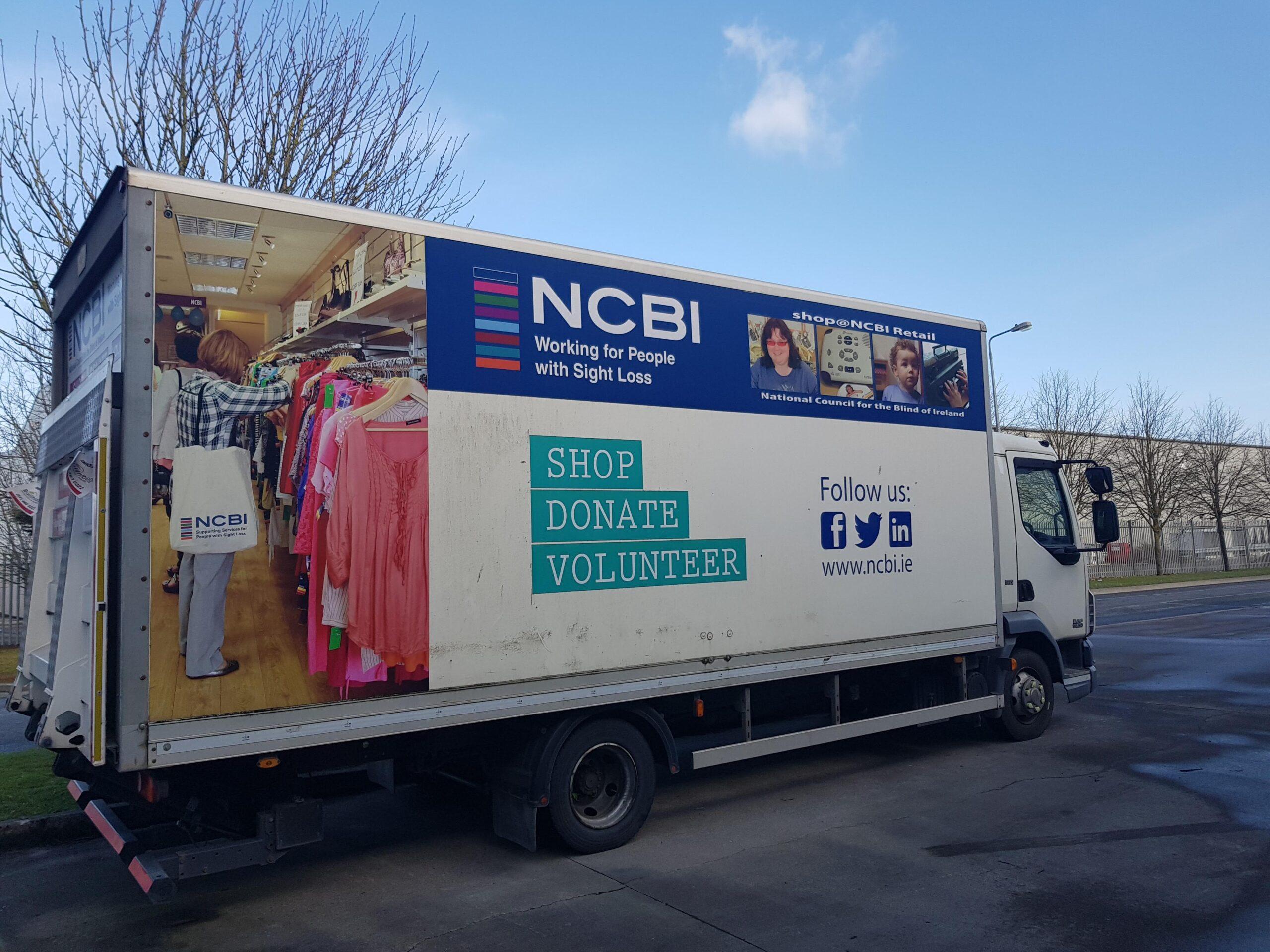 NCBI Truck