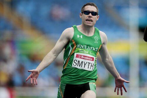 Photo of Jason Smyth running