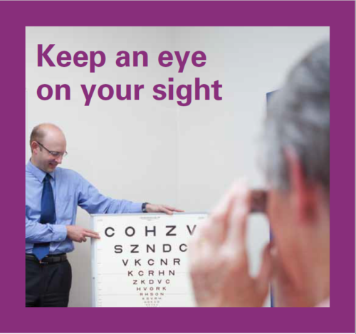 Keep an eye on your sight cover image