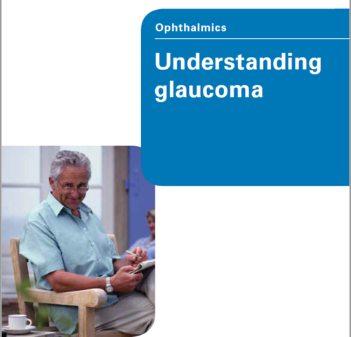 Understanding Glaucoma Cover