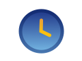 icon product clock