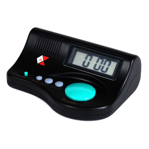 Talking Clock with Ez Talk Button