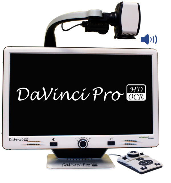 "Enhanced Vision DaVinci 24"" HD Pro"