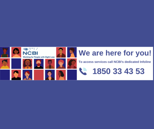 We are here for you. Infoline 1850 33 43 53
