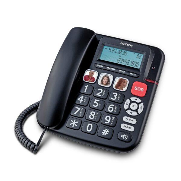 Emporia Big Button Phone Corded Phone
