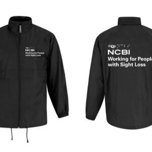 NCBI Windbreaker Jacket