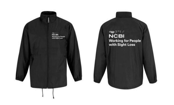 NCBI Windbreaker Jacket