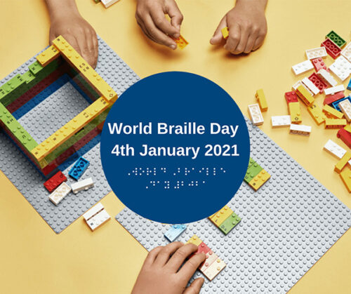 World Braille Day 4th January 2021