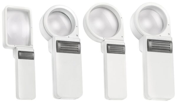 Mobilux Pocket Magnifiers