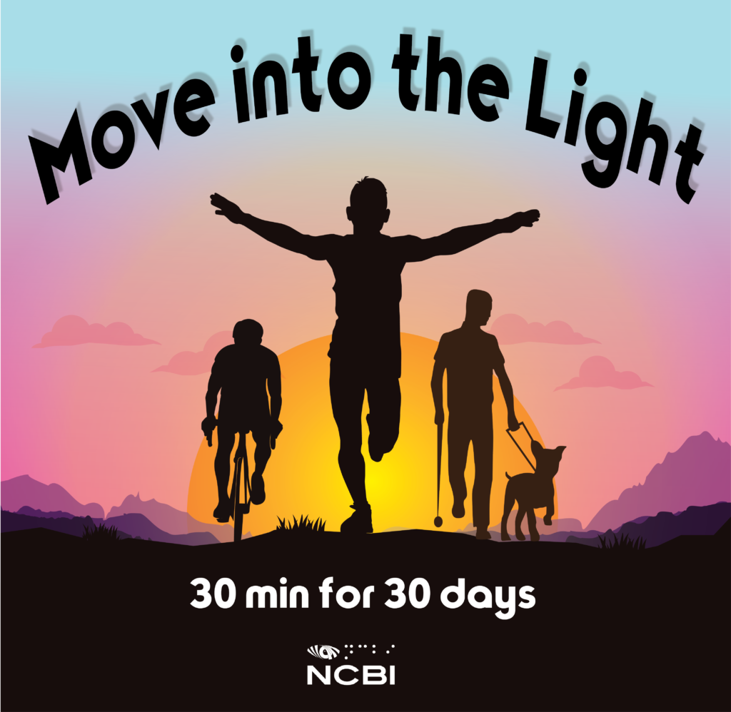 Move into the Light