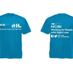 NCBI Sports T-shirt