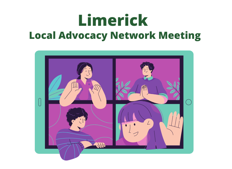 Limerick Local Advocacy network Meeting