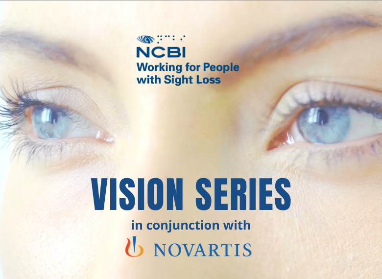 NCBI Vision Series in conjuction with Novartis