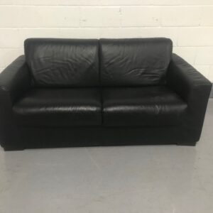 Natuzzi two seater Italian Sofa bed