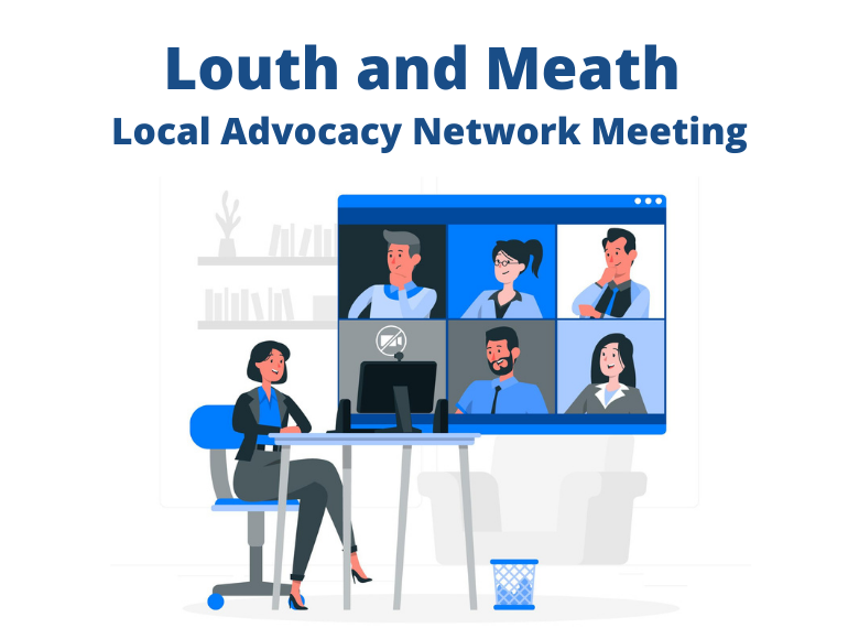 Louth and Meath Local Advocacy Network Meeting image