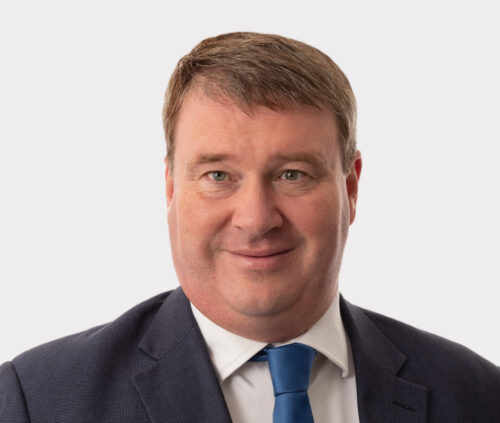 Photo of the Senator Martin Conway