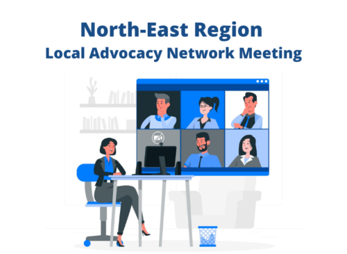 North East Region Local Advocacy Network